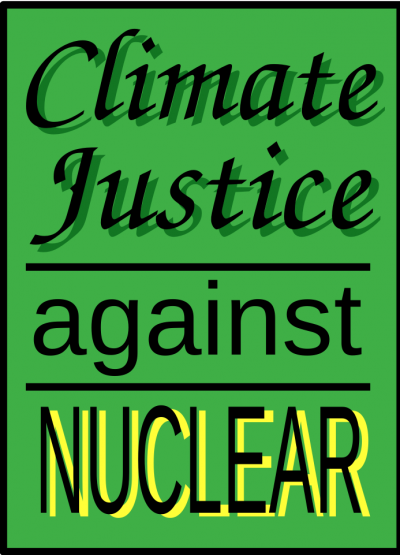 Climate Justice against Nuclear